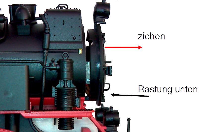 Dampflokomotiven - Tillig Modellbahnen
