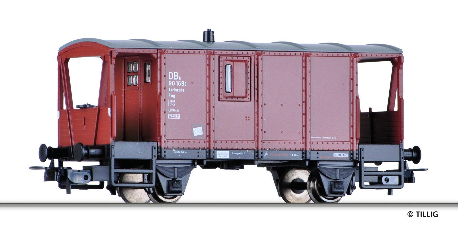 Tillig Pwg-09 Kat. Nr. 76607