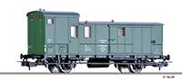 76758   Bahndienst-Werkstattwagen DR