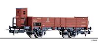 76761 | Offener Güterwagen K.P.E.V.