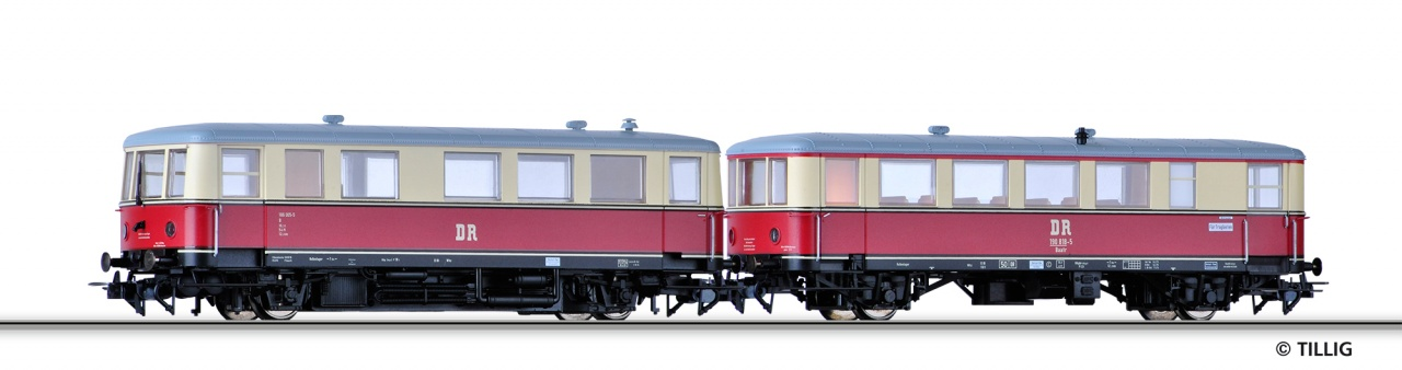 70004 | Railbus with trailer car