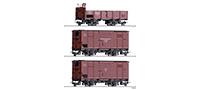 01273   Güterwagenset NWE / GHE