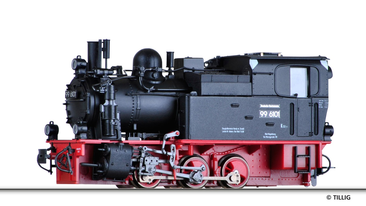 92600 | Steam locomotive DR -sold out-