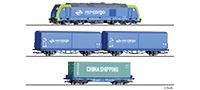 01400 | Einsteigerset-Güterzug PKP