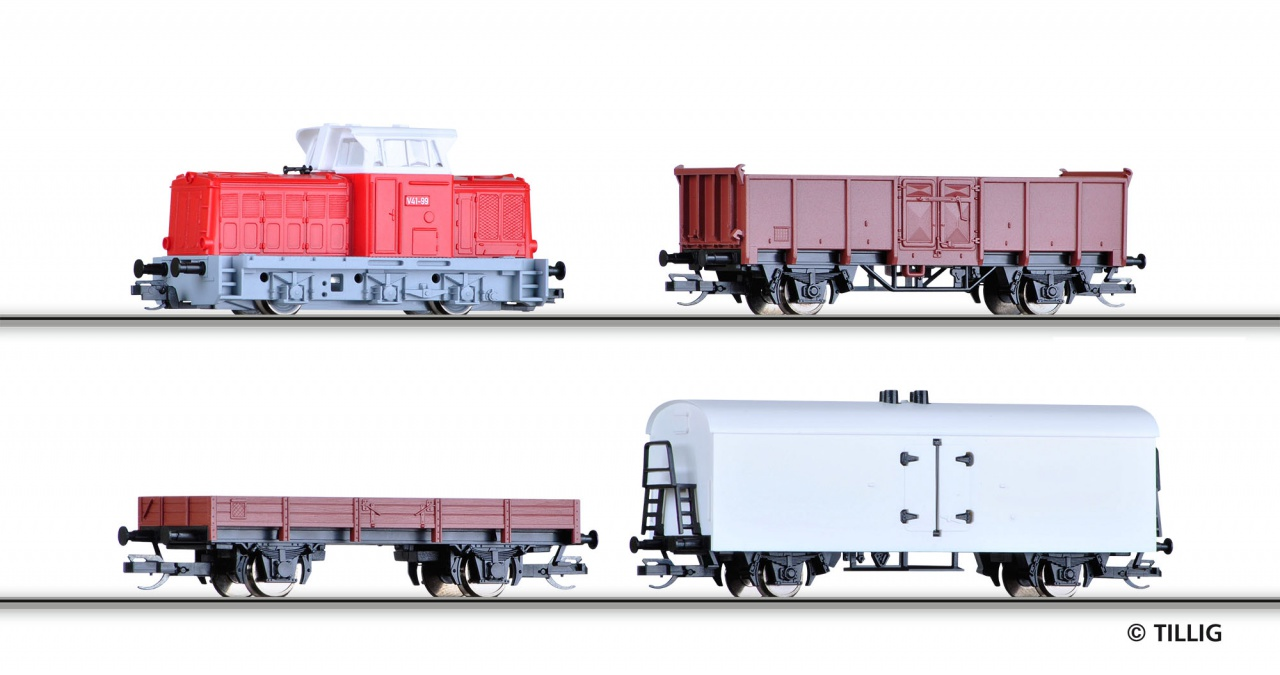 01440 | START Beginner freight car set -sold out-