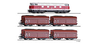 01447 | Güterwagenset DR -werksseitig ausverkauft-