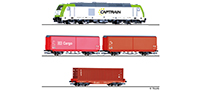01448 | Freight car set DB AG