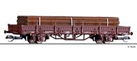 14763 | Niederbordwagen DR