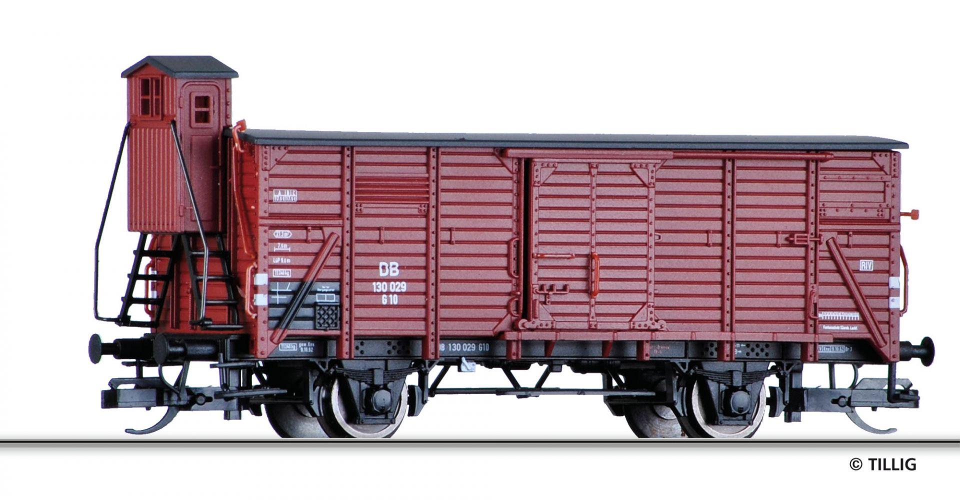 17355 | Box car DB