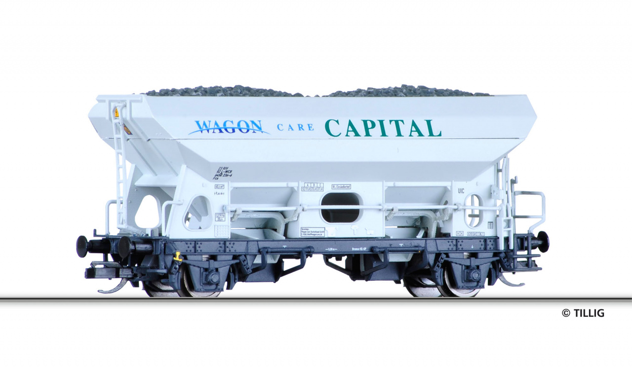 17522 | Selbstentladewagen WAGON CARE CAPITAL