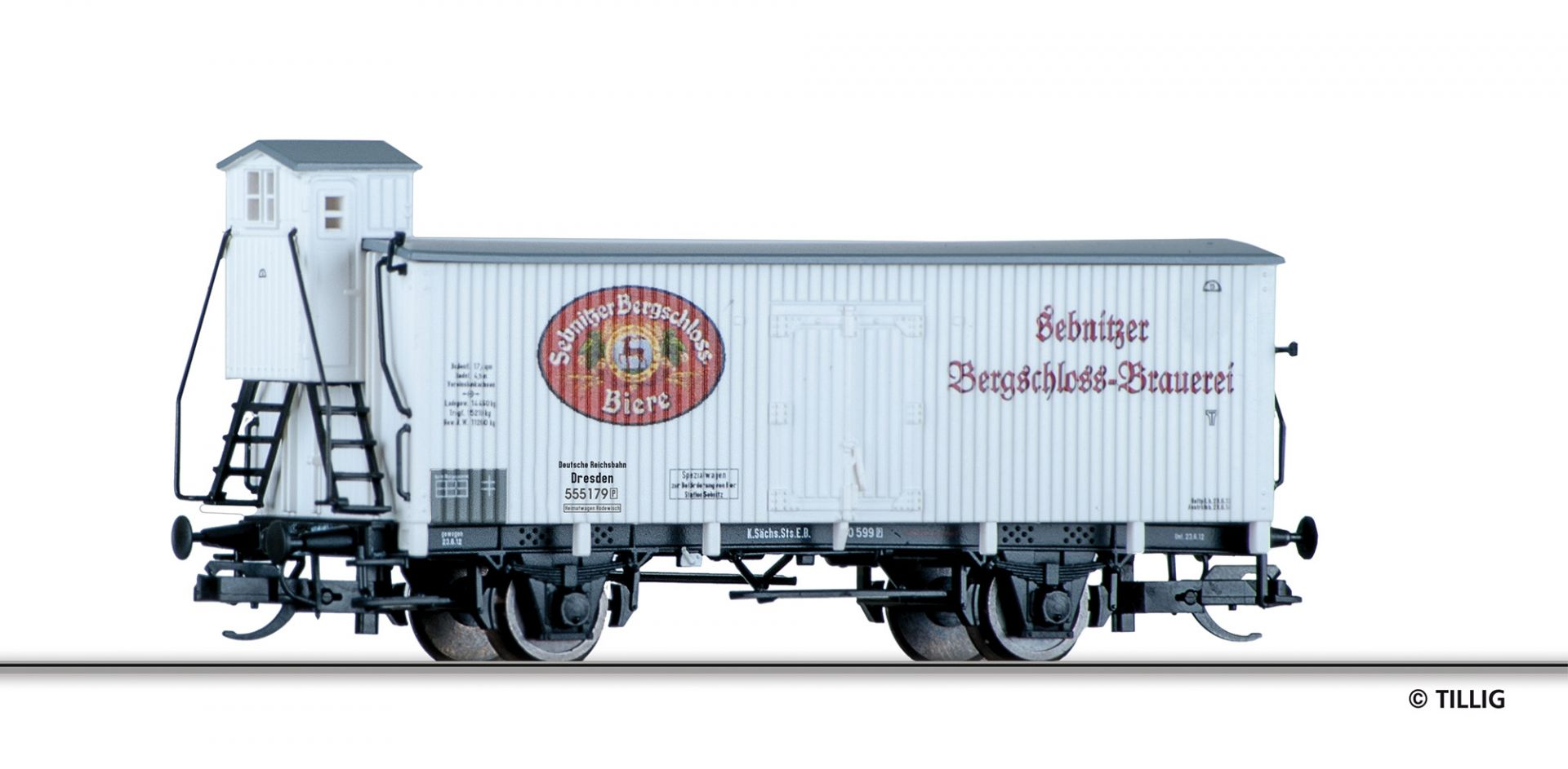 501860 | Kühlwagen DRG