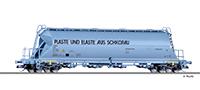 501862 | Staubbehälterwagen DR