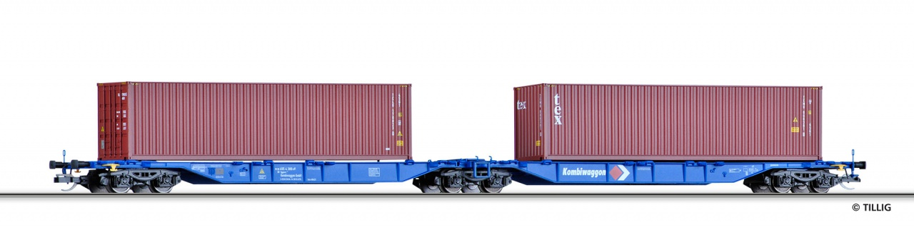 18030 | Container car DB AG
