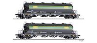 01002 | Güterwagenset Ermewa / Captrain / AGRO