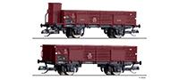 01027 | Güterwagenset DB -werksseitig ausverkauft-