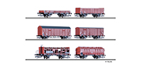 01643 | Freight car set DR -sold out-