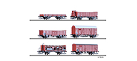 01646 | Freight car set PKP -sold out-