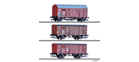 01652 | Freight car set EUROP -sold out-