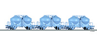 01680 | Freight car set DR -sold out-