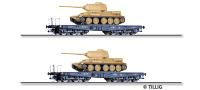 01801 | Güterwagenset DR