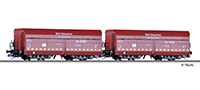 501866 | Güterwagenset BKK