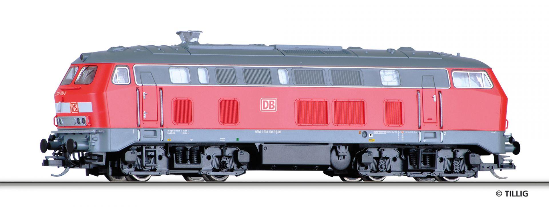 04702 | Diesellokomotive DB AG