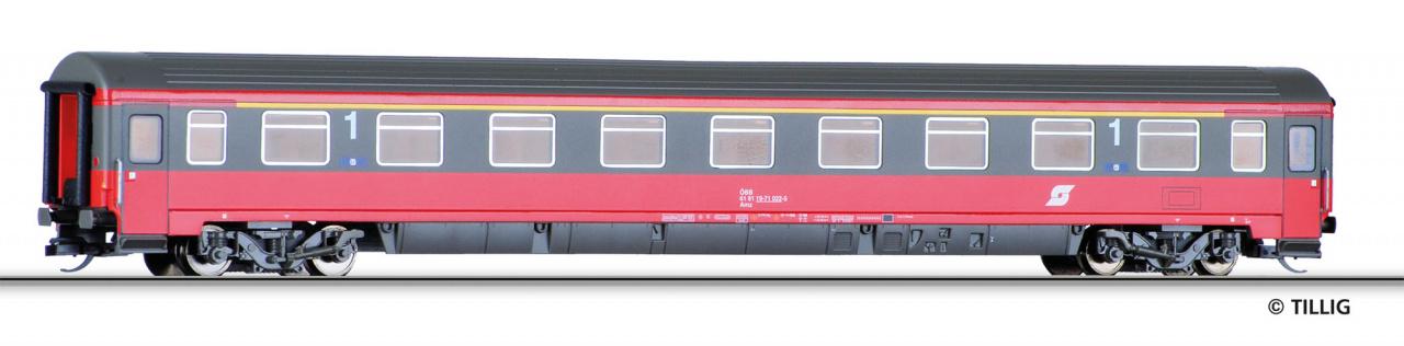 13546 | Reisezugwagen ÖBB