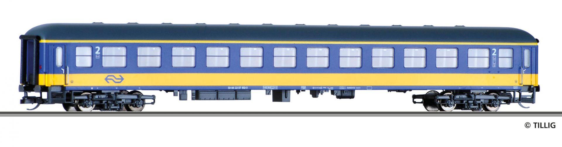 16205   Reisezugwagen NS -werksseitig ausverkauft-