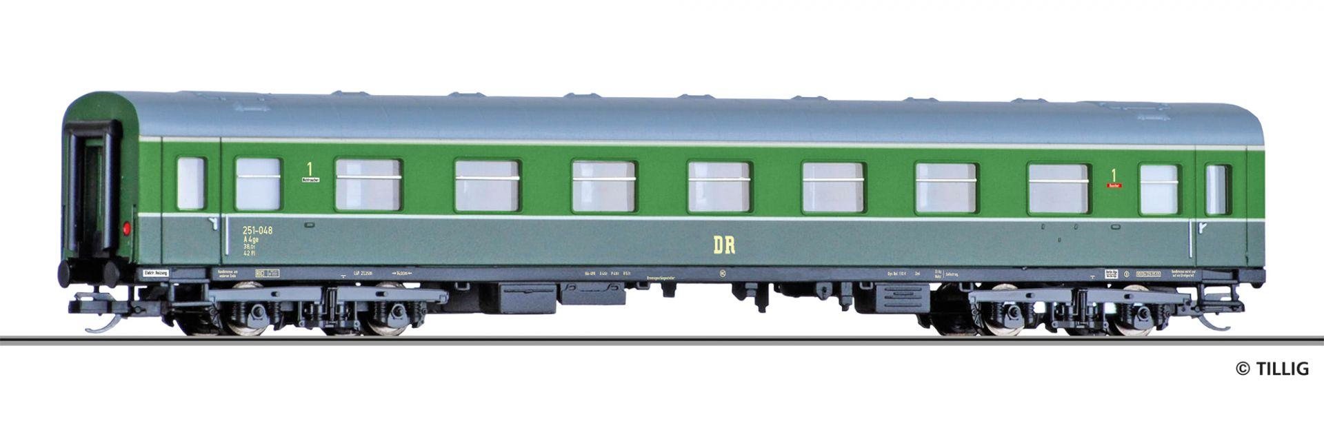 501820 | Reisezugwagen DR