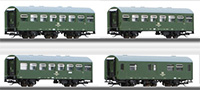 01561 | Passenger coach set DR -sold out-