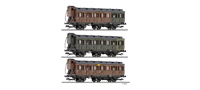 01682 | Passenger coach set KPEV -sold out-