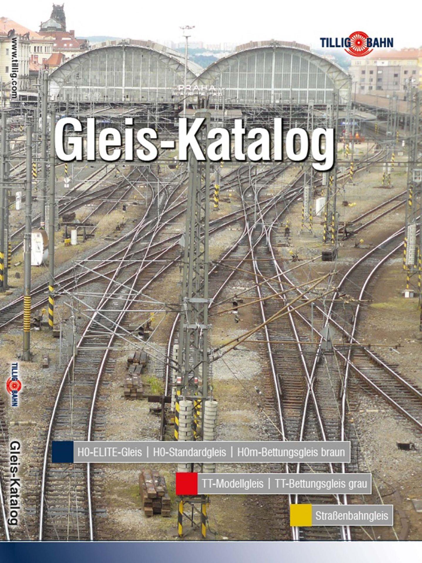 09588 | TILLIG-Gleiskatalog